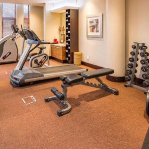 City-Lodge-Hotel-Hatfield-Fitness-Room