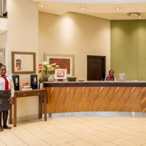 City-Lodge-Hotel-Hatfield-Reception