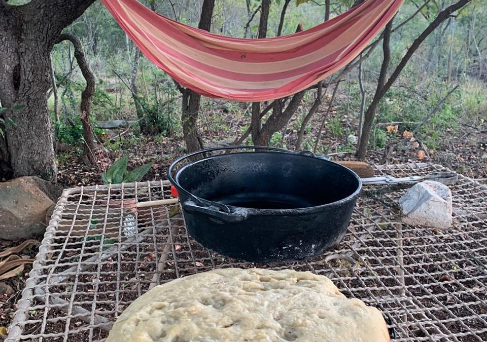 Pot Bread Recipe by Tania Draulens